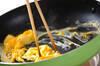 ウナギと卵の炒め物の作り方の手順2