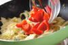 ウナギと卵の炒め物の作り方の手順3