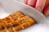 ウナギと卵の炒め物の作り方の手順1