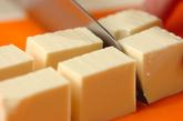 ピリ辛蒸し豆腐の作り方1