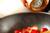 タコのアンチョビ炒めの作り方5