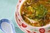 中華風卵白スープの作り方の手順