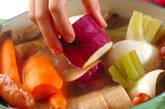冬野菜のシンプル煮込みの作り方6