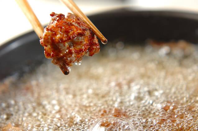 コンニャク入り肉団子の作り方の手順6