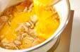 豆腐の卵とじの作り方6