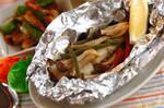 魚のホイルバター焼き