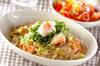 明太子クリーミースパゲティの作り方の手順