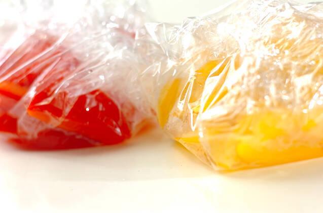 明太子クリーミースパゲティの作り方の手順1