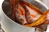 メバルとワカメの煮付けの作り方5
