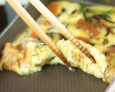 ひじき入り卵焼きの作り方2