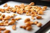 カシューナッツ2種の作り方1