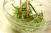 キュウリとジャコの甘酢漬けの作り方の手順2
