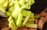 そばのピリ辛キュウリのせの作り方3