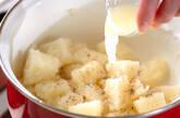 ポテトとカニカマのサラダの作り方8