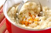 ポテトとカニカマのサラダの作り方9