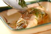 鯛の梅あんかけの作り方3