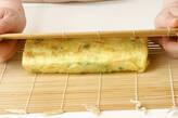 カニカマ入りだし巻き卵の作り方5