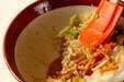 白菜のゴマ酢和えの作り方5