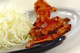 豚のショウガ焼きの作り方4