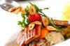 スタミナウナギハーブ丼の作り方の手順6