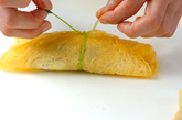 卵巻き焼きそばの作り方4
