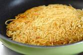 卵巻き焼きそばの作り方3