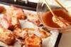 梅風味のスペアリブの作り方の手順8