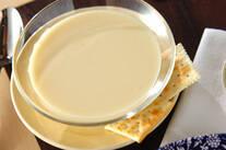 冷たいポテトスープ