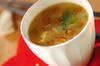 ナメコと納豆のみそ汁の作り方の手順
