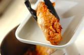 圧力鍋で簡単☆ロールチキンのトマト煮の作り方4