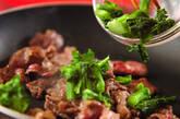 牛肉のお弁当の作り方4
