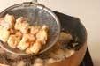 鶏なんこつ唐揚げの作り方2