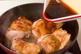 きじ焼き丼の作り方6