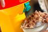 甘さ濃厚!チョコレートたっぷり台湾風かき氷の作り方の手順3