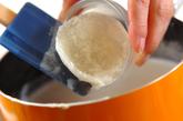 絹ごし豆腐のヘルシープリンの作り方2