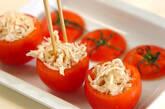カップトマトのサラダの作り方4