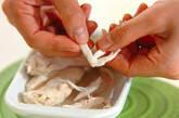 カップトマトのサラダの作り方2