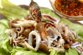 イカとキノコの薬味ダレの作り方5