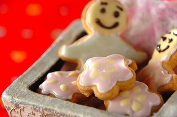 ひなまつりクッキー