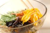 韓国風万能タレでツルっと素麺♪の作り方2