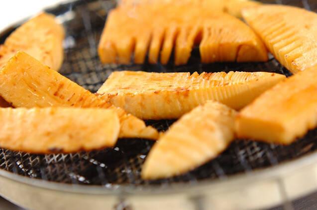 シンプル焼きタケノコの作り方の手順5