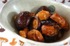 鶏肉とシイタケの煮物