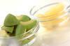 アボカドとエビのサラダの作り方の手順1