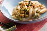 イカ納豆のキムチ和え