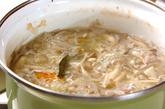 野菜クリームスープの作り方2