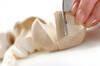 キノコのおこげあんかけの作り方の手順1