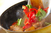 大根と豚肉の中華煮の作り方8