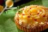 パイナップルとココナッツのタルトの作り方の手順