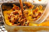 サバ巻き卵の作り方2