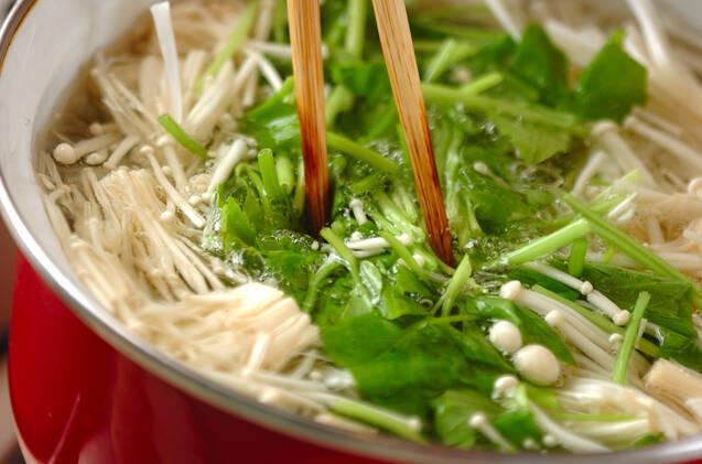 長芋の柿酢の作り方の手順6